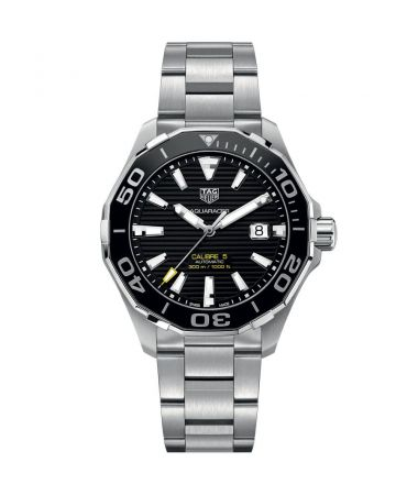 Tag Heuer Aquaracer Calibre 5 Automático 43 mm WAY201A.BA0927