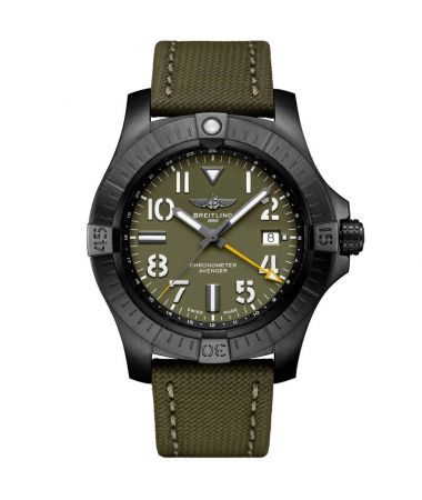 Breitling Avenger GMT Night Mission Limited Edition V323952A1L1X1