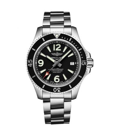 Breitling Superocean Automatic 42 mm Steel Watch