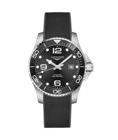 Longines HydroConquest Automatic Black Dial 43 mm
