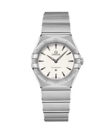 Omega Constellation Manhattan Cuarzo 28 mm 131.10.28.60.02.001