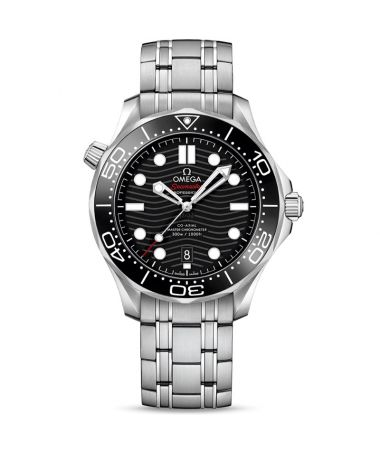 Omega Seamaster Diver 300M Co-Axial Master Crhonometer Steel 42 mm