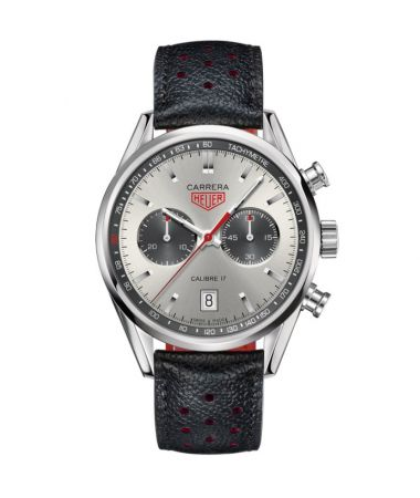 TAG Heuer Carrera Jack Heuer 80th Birthday Edición Limitada 41mm CV2119.FC6310