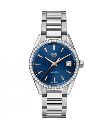 Reloj TAG Heuer Carrera Lady Diamantes 36mm WBK1317.BA0652 precio