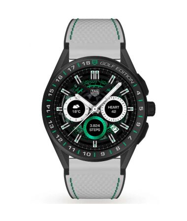 TAG Heuer Connected Golf Edition Titanium 45 mm SBG8A82.EB0206