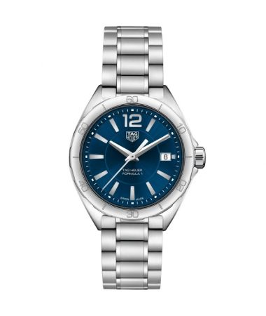 TAG Heuer Formula 1 Lady Quartz Blue Dial 35mm