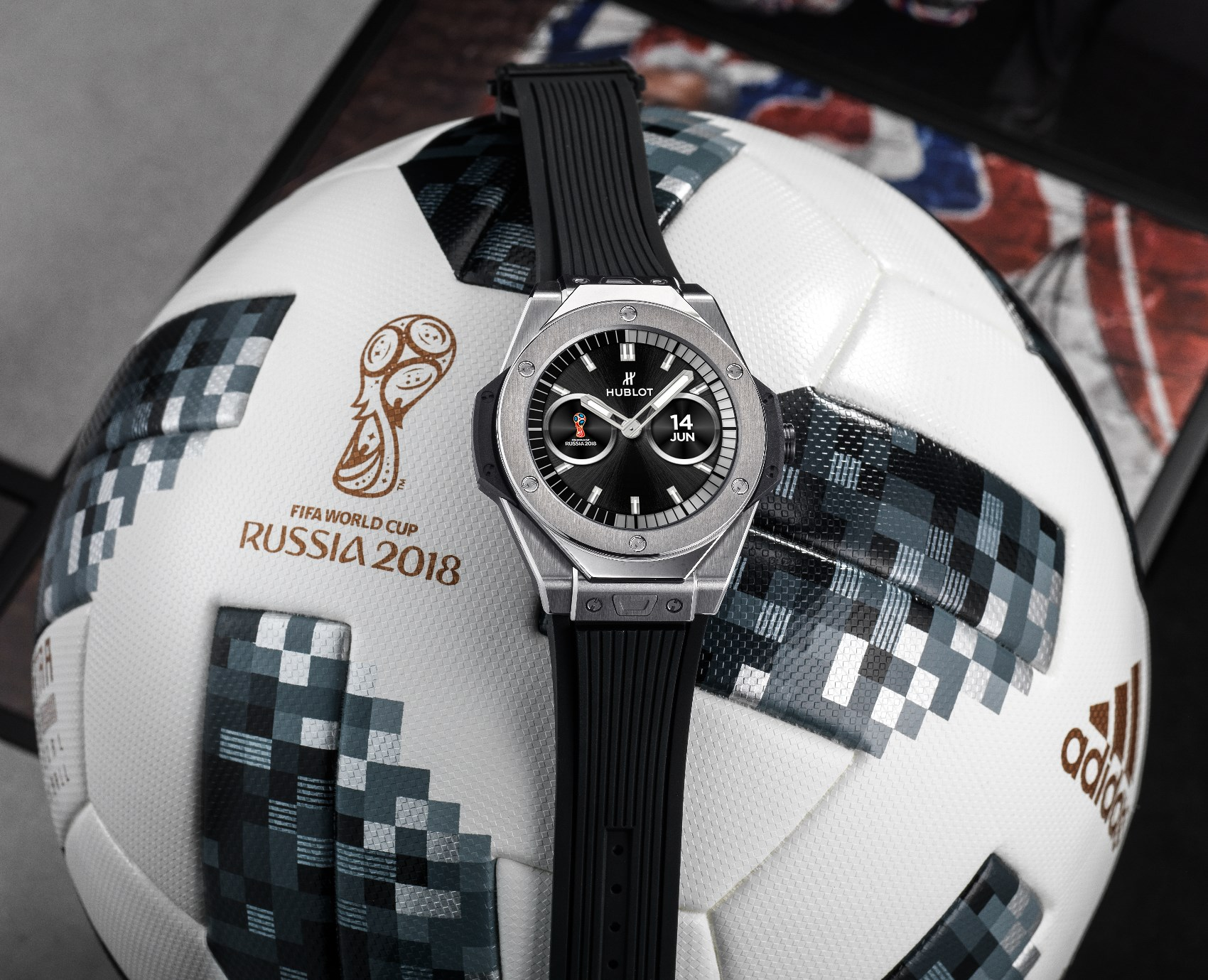 Hublot Big Bang Referee 2018 Fifa Mundial 2018