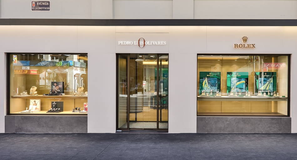 Pedro Luis Olivares Jeweler adapts its establishments to the new sanitary measures