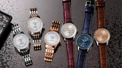 Breitling Navitimer Automatic 35: A legendary watch for the cosmopolitan woman
