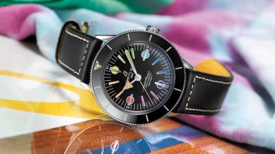 New Breitling SuperOcean Heritage '57 Capsule Collection