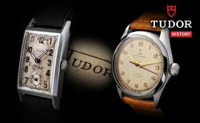 Historia Tudor Watch