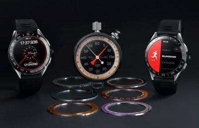 TAG Heuer Connected - Luxury Smartwatch for your workouts and daily life
