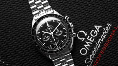 OMEGA Speedmaster Moonwatch Professional, a great 'tick' for humanity
