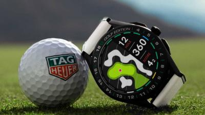 New TAG Heuer Connected Golf Edition - The best watch for golf lovers