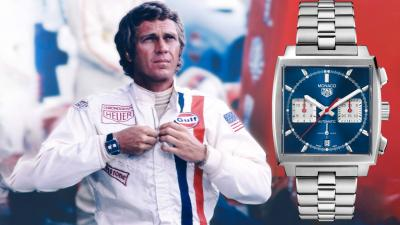 TAG Heuer Monaco, an icon without brakes and at full throttle