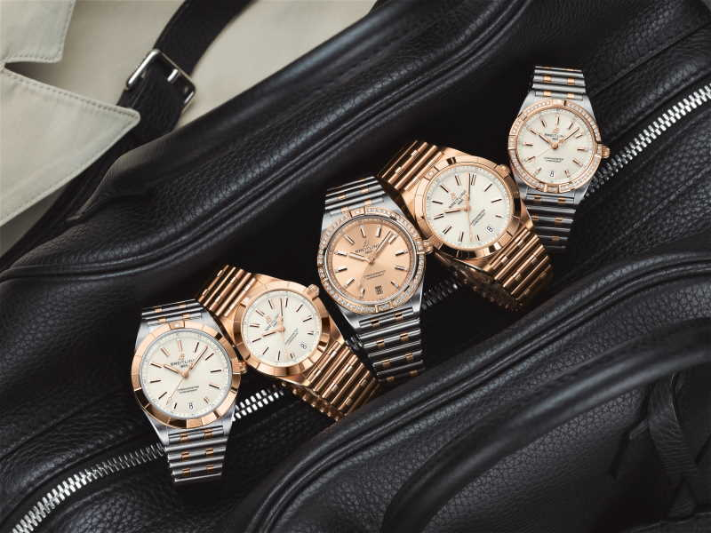 Breitling Chronomat Ladies
