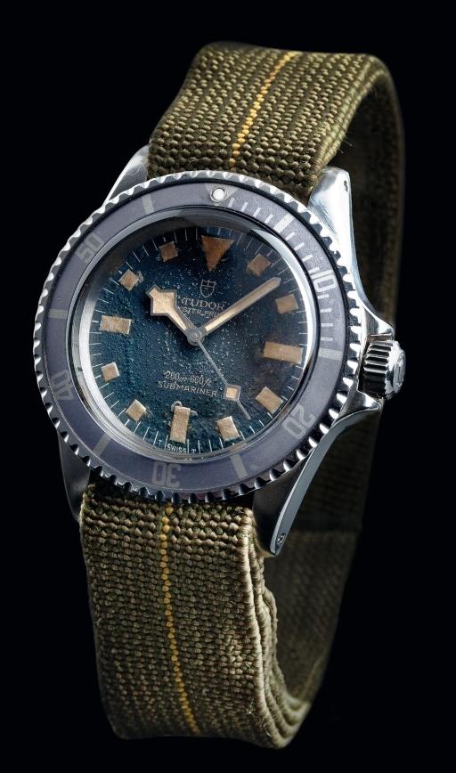 Historia Tudor Watch 9