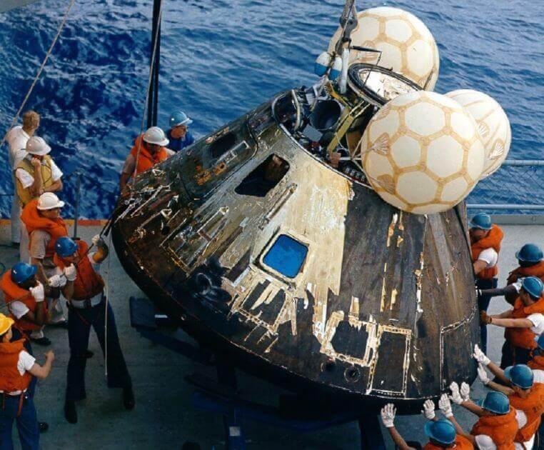 Apollo 13 - 50 years