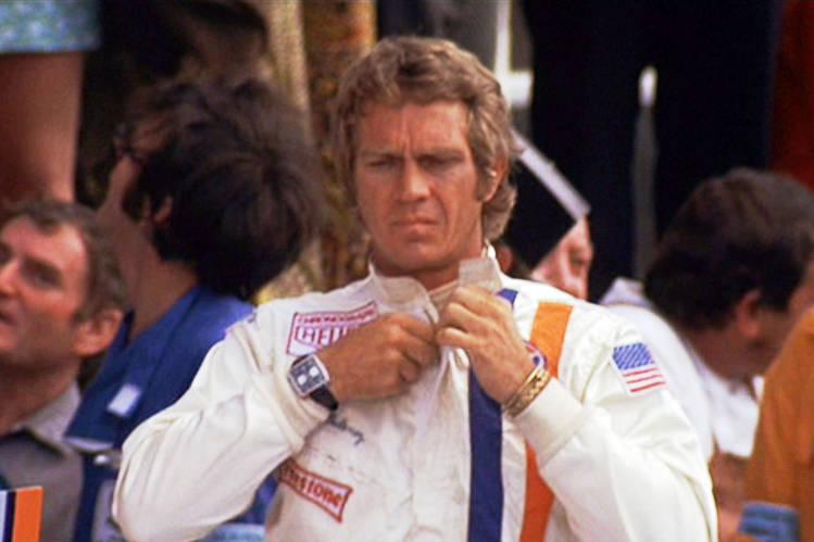 TAG Heuer Monaco Steve MCQueen - Le Mans