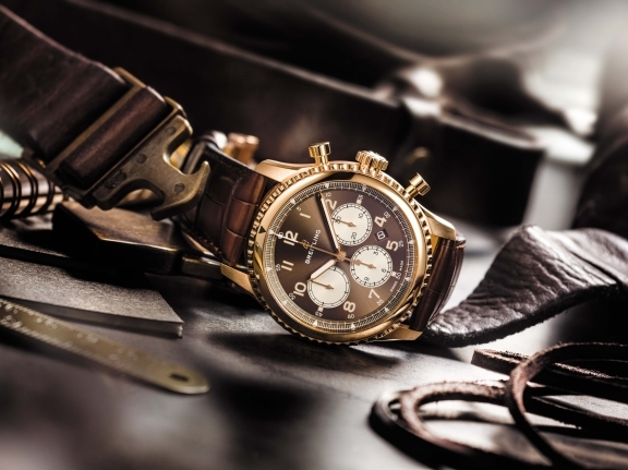 Breitling Navitimer 8 B01 Red Gold