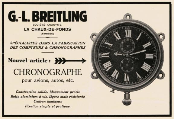 Historia Breitling 3