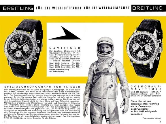 Historia Breitling 7