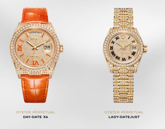 New Rolex Watches 2021