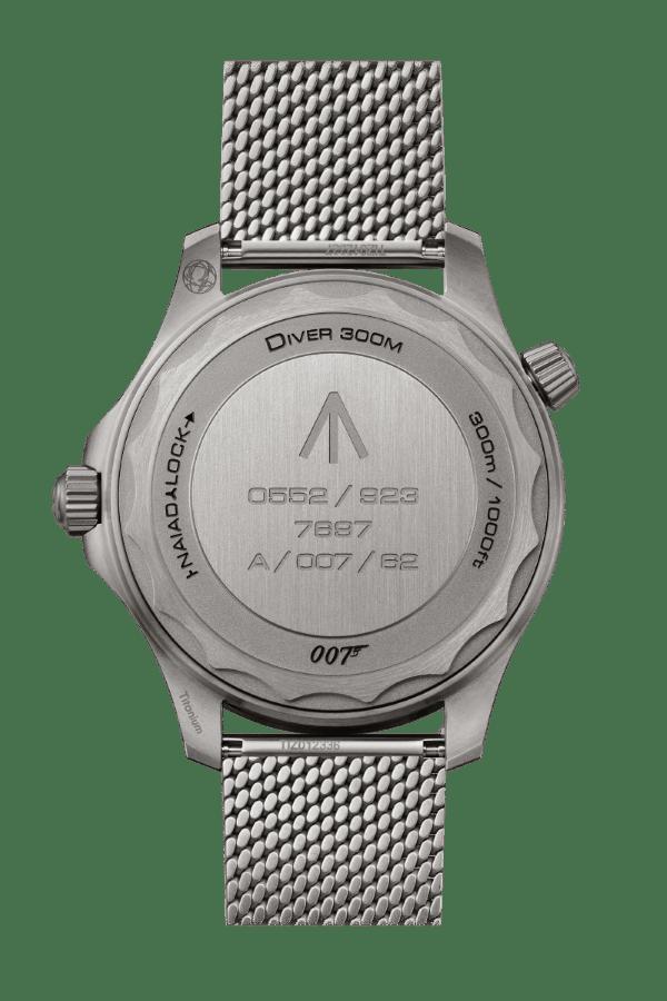Omega Seamaster Diver 300M James Bond 007 210.90.42.20.01.001