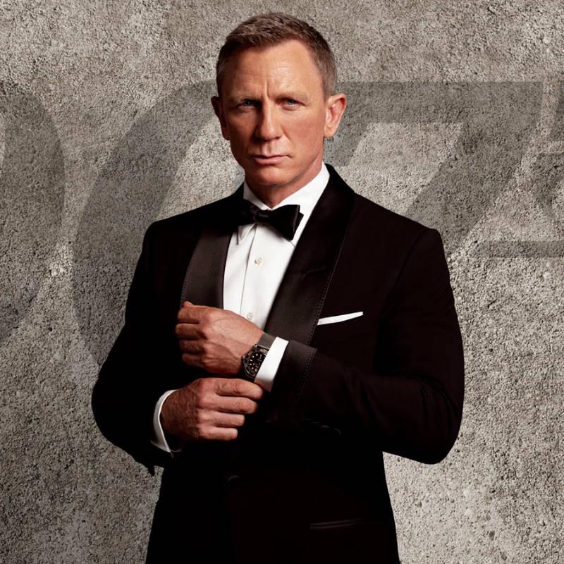 Omega Seamaster Diver James Bond 007 210.90.42.20.01.001