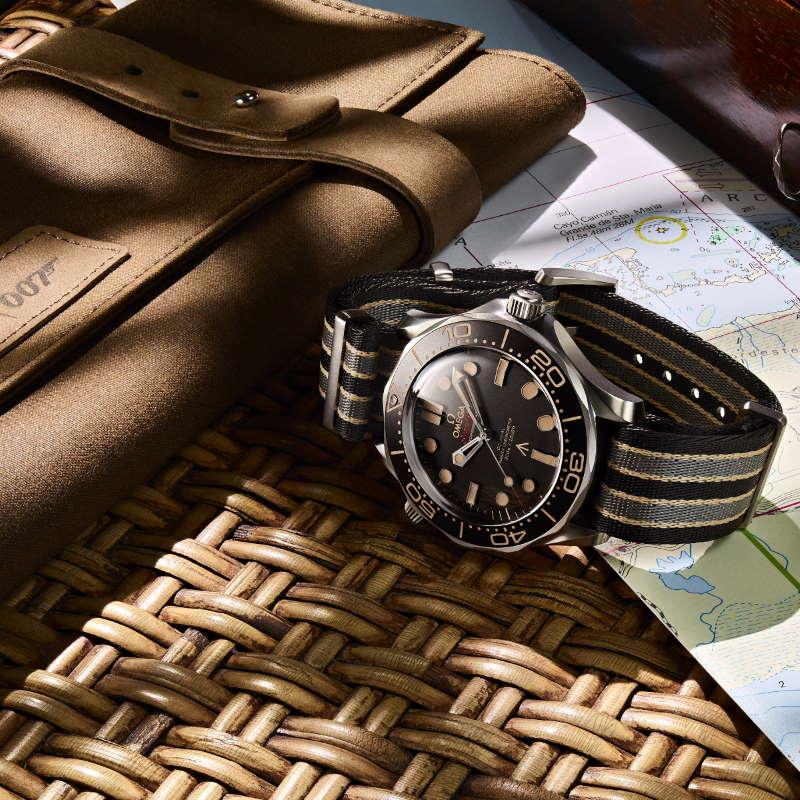 Omega Seamaster Diver 300m James Bond 007 Edition 210.92.42.20.01.001