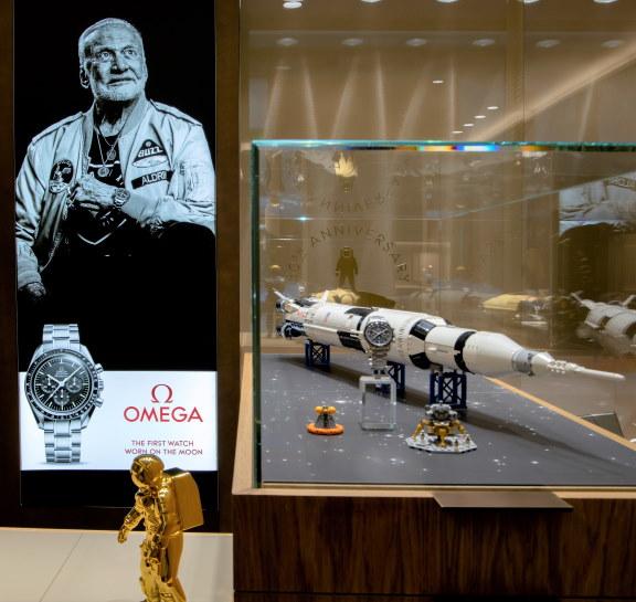 Omega Speedmaster Aniversario Apollo 11