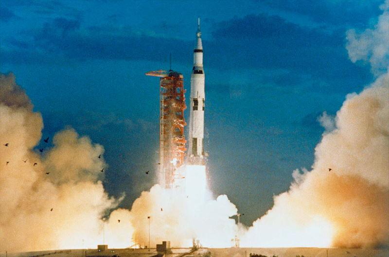 Saturno V - Apolo Xi