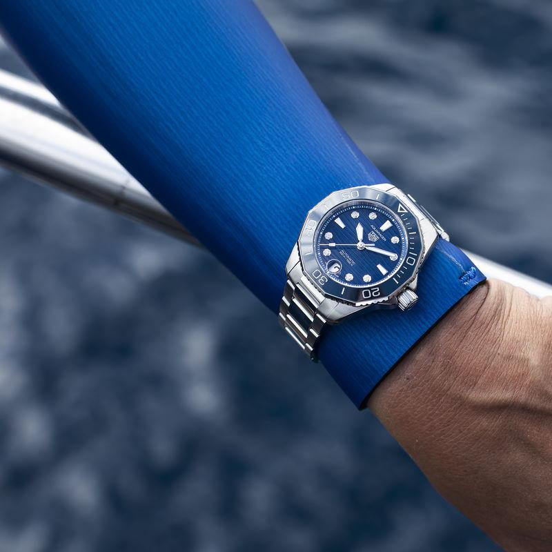 TAG Heuer Aquaracer Mujer Diamantes Calibre 5 WBP231B.BA0618