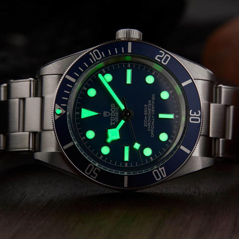 tudor black bay 58 navy blue price