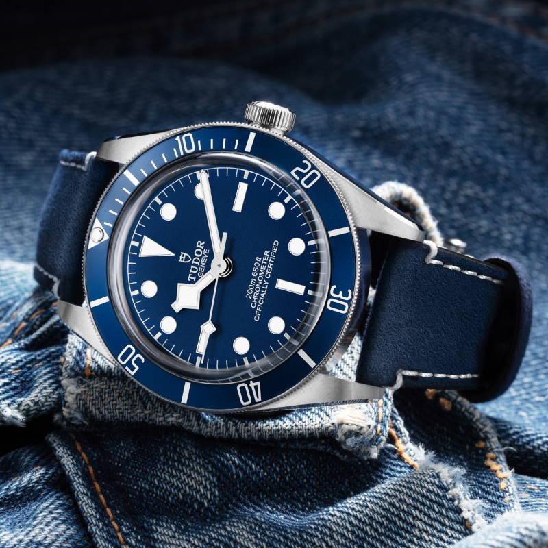TUDOR Black Bay Fifty-Eight Navy Blue M79030B-0002