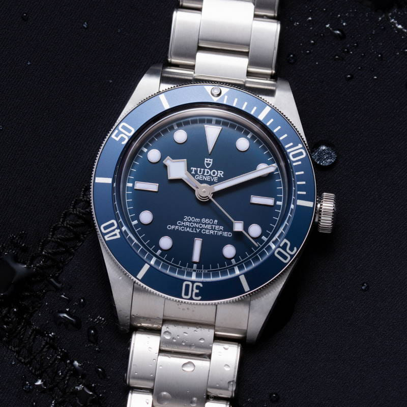 review tudor Black Bay Fifty-Eight Navy Blue M79030B
