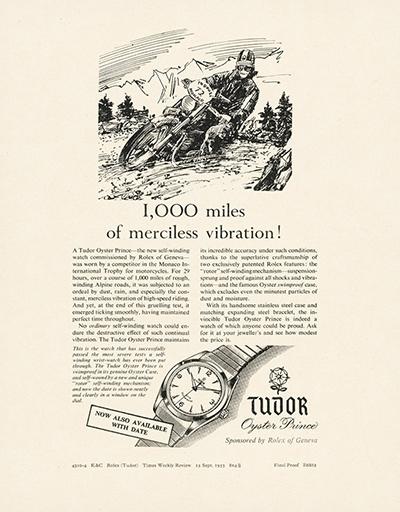 Historia Tudor Watch 4